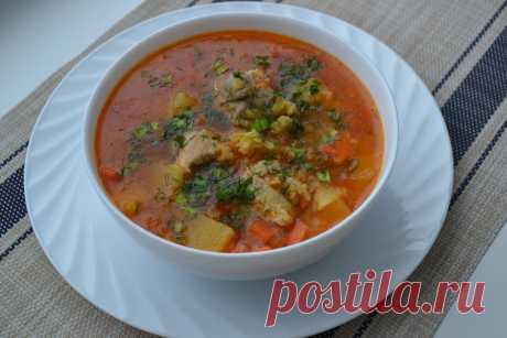 Турецкий чечевичный суп, попробовать должен каждый. | Елена/НедОсолила | Яндекс Дзен