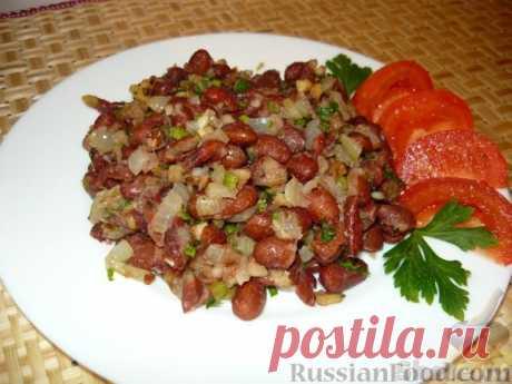 Лобио из фасоли – популярное блюдо грузинской кухни