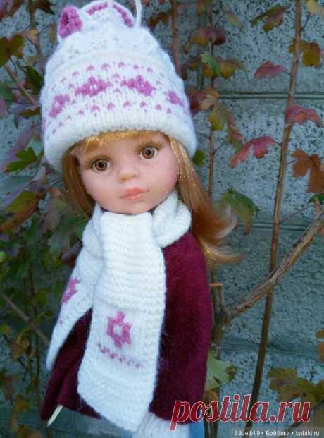 На смену осени зима идёт / Одежда и обувь для кукол своими руками / Бэйбики. Куклы фото. Одежда для кукол