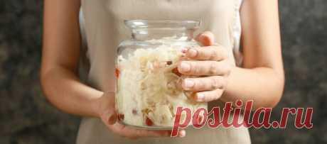 Невероятная польза натурального продукта: ферментированная капуста без соли и вариации рецепта - Только вкусное! - медиаплатформа МирТесен