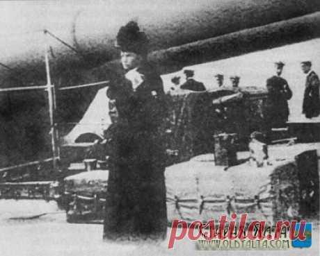 О СОБЫТИЯХ 1918 ГОДА В ВЕЛИКОКНЯЖЕСКИХ ИМЕНИЯХ ЮБК » Старая Ялта