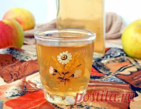 Яблочная настойка: 15 градусов домашней радости | Готовим Смакуем | Яндекс Дзен