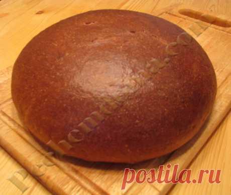 Хлеб «Столичный»   Pechemdoma.com