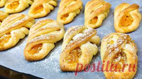 Творожное печенье с яблоками: Так готовит моя мама, теперь уже и я. Делюсь рецептом | Ольга Лунгу | Яндекс Дзен