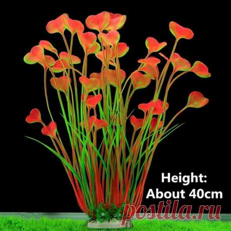 Растения для аквариума несколько вариантов цвета ========================= https://s.click.aliexpress.com/e/Lo0aec9a?product_id=..
