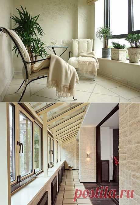 Утепление балкона | МОЯ КВАРТИРА