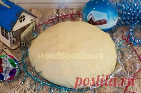 ✔️Французское тесто для пирожков и всех видов выпечки холодного приготовления - рецепт с фото