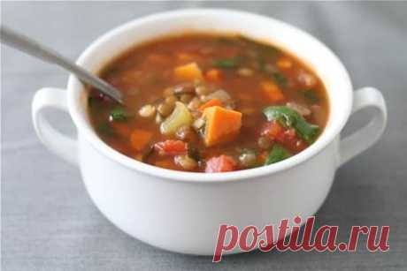 La sopa de guisante con la carne de vaca la receta poshagovyy de la foto