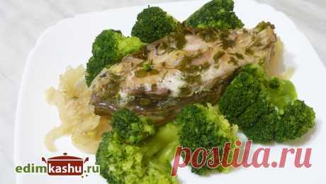 Очень простой рецепт приготовления сазана с овощами в духовке. Минимум активного времени готовки и  ингредиентов, а в результате - вкуснейшее рыбное блюдо!