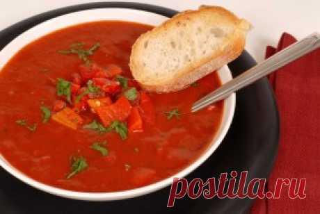 Гаспачо холодный суп