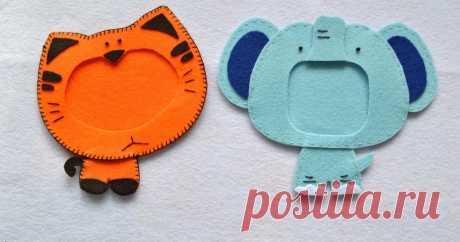 Porta retrado de bichinhos com molde para imprimir - Criativo Ok