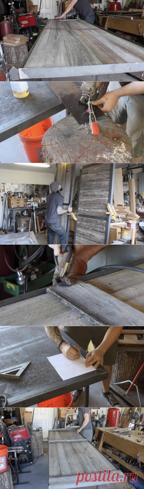 Видео от А до Я как сделать деревянную раздвижную межкомнатную дверь своими руками. (  фото-инструкция)