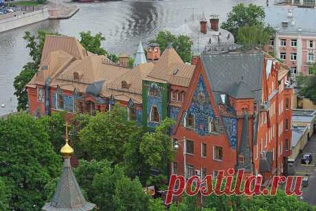 10 интереснейших мест Москвы, о которых не расскажут местные | AIESEC в Екатеринбурге | Яндекс Дзен