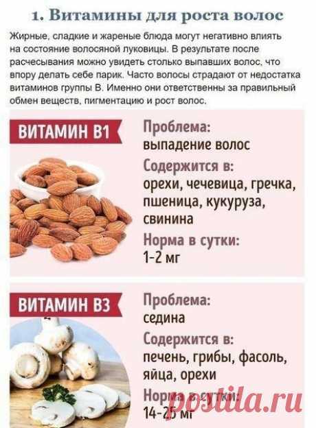 Que es necesario saber las vitaminas