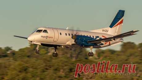Фото rxa Saab 340 (VH-ZLV) - FlightAware