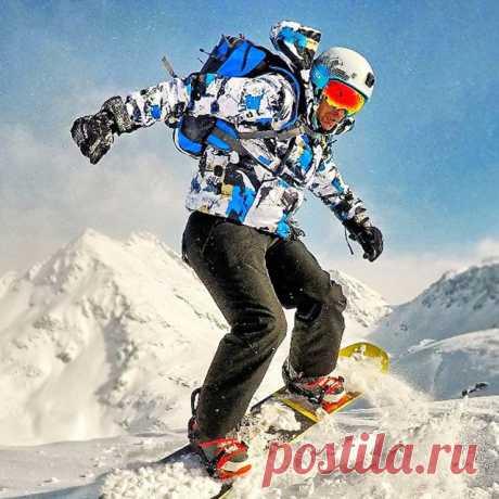 Мужские костюмы для сноубординга и лыжного спорта 2018-2019 — Алиэкспресс Обзор
