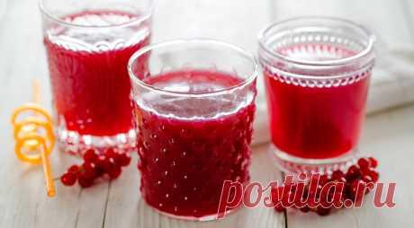 Кисель из смородины и малины, пошаговый рецепт с фото