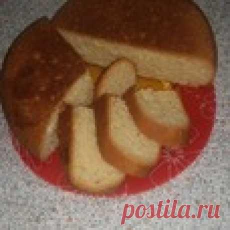 Хрустящий хлеб в мультиварке Кулинарный рецепт
