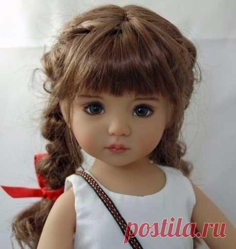 Вот это куклы! @ кукольный мастерAngela Sutter
