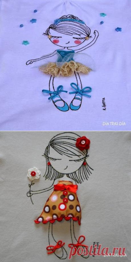 Девчонки - куколки