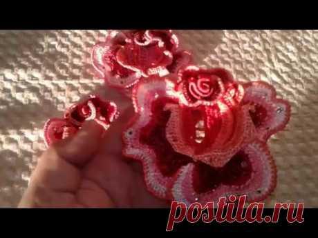 The roses connected on Asya Verten's MK * the Eden *