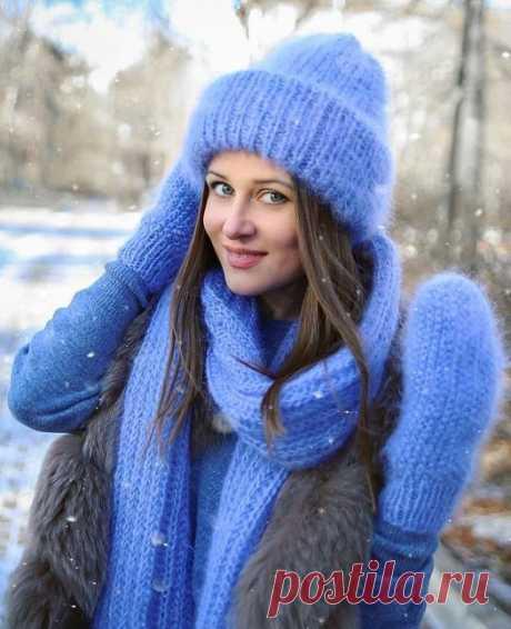 Вязаные шапки для женщин 2020: идеи и схемы вязания с описанием  
