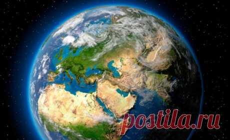 : Интересные факты о нашей планете