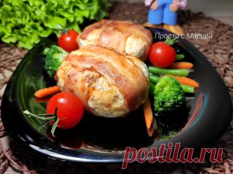 Фирменные котлеты без лука и хлеба: 20 минут и готово   Просто с Марией   Пульс Mail.ru Очень вкусно и очень красиво!
