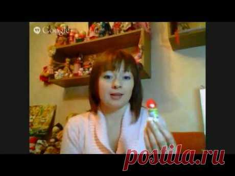 МК по обережной кукле Наталия Щербак - YouTube