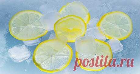 Замораживайте лимоны и попрощайтесь с диабетом и ожирением