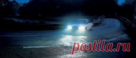 Как улучшить свет фар на машине