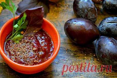 Соус из слив: рецепты (грузинский, классический, на зиму), применение (для рыбы и мяса), приготовление сливового ткемали в домашних условиях