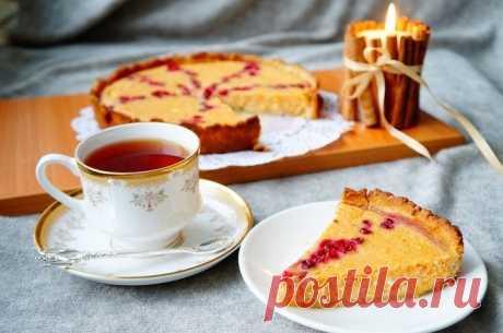 Тыквенный пирог с клюквой — Sloosh – кулинарные рецепты