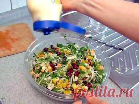 Я готовлю Странный салат. | Вкусно#Смачно | Яндекс Дзен