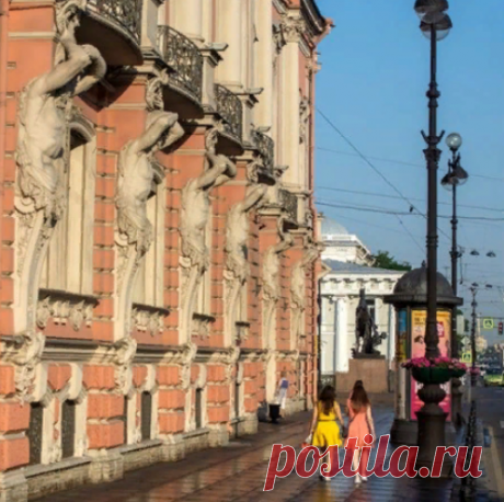 Leo Shev l для 1001 фото Петербурга / Утро на Невском  |  Facebook