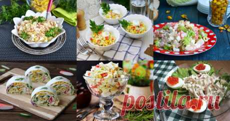 Салат крабовые палочки с капустой - 29 рецептов приготовления пошагово Салат крабовые палочки с капустой - 29 рецептов