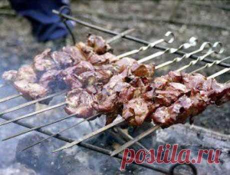 Рецепт вкусного шашлыка из баранины