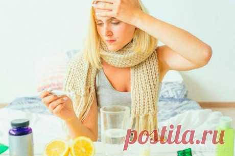 7 продуктов от простуды