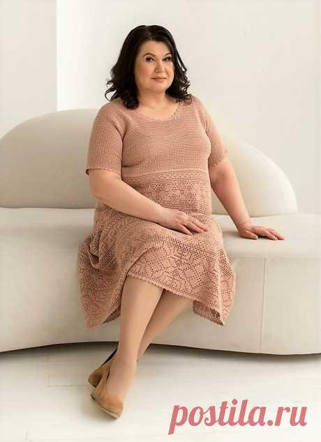 Вдохновляемся - Платье от Валентины Дьяченко.