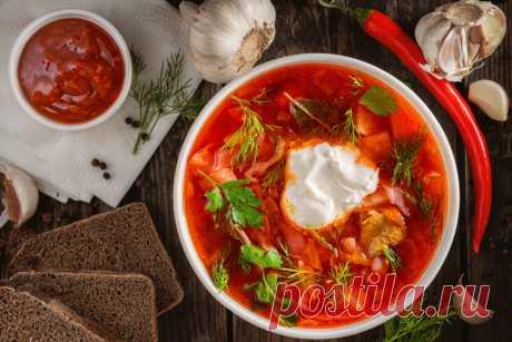 Кремлёвский повар раскрыл секретный рецепт украинского борща | Бобёр | Яндекс Дзен