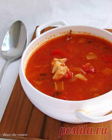 Томатный суп с треской С подвигами на кулинарном поприще у меня последнее время туго, катастрофически не хватает сил, времени и желания, но поскольку иногда поесть все же хочется,…