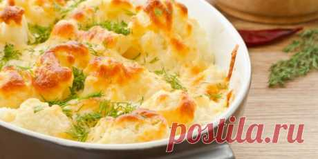 Вкуснейшее блюдо из цветной капусты   Делимся советами