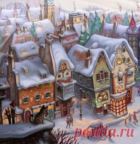 Community of illustrators | Illustrations and illustrators of Russia and from
