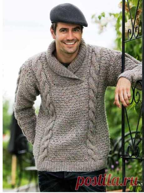 Men's sweater.
