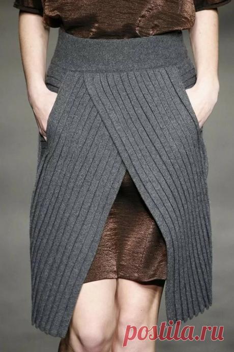 Оригинальные идеи вязаных юбок. | Handmade для всех | Яндекс Дзен
