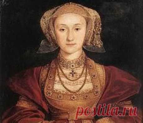 Сегодня 22 сентября в 1515 году родился(ась) Анна Клевская-АНГЛИЯ