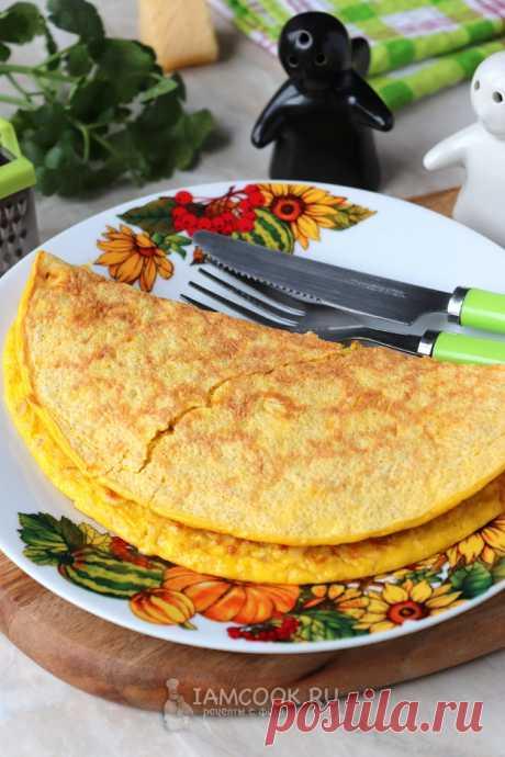 Овсяноблин с творогом и сыром — рецепт с фото пошагово