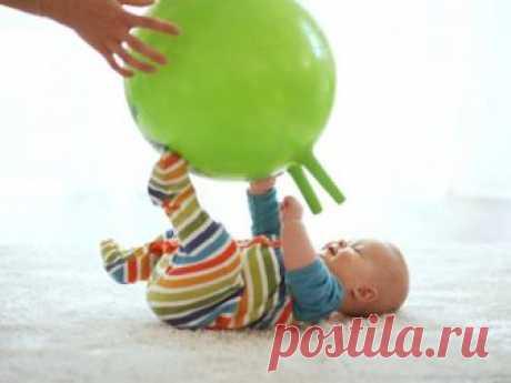 20 игр для малышей с первых дней жизни
