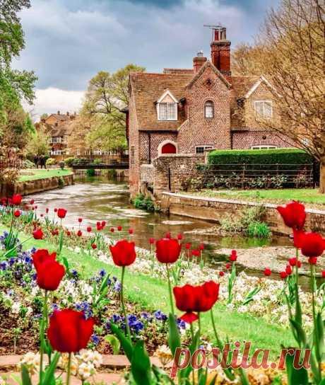 Кентебери, Великобритания