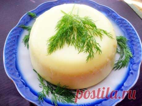 Домашний плавленный сыр из творога рецепт с фото пошагово - 1000.menu